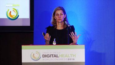 mHealth Apps Keynote – Isabelle Hilali, ORANGE – Digital Health World Congress 2016